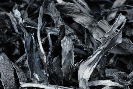 how to make ink with charcoal