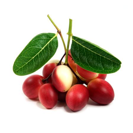 super fruit: Super fruit and herbs.(Carissa carandas Linn.)