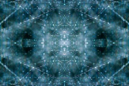The spider web (cobweb) closeup background photo