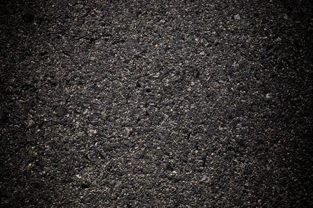 Asphalt clear road surface.