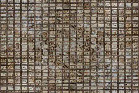 mosaic floor: Mosaic floor background Stock Photo