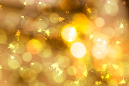 glitz: Blur background image from sparks lighting. Stock Photo