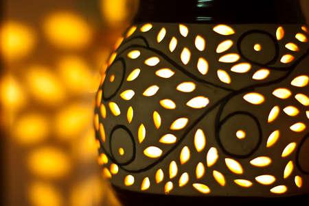 Light point. Stock Photo