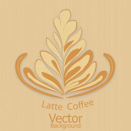 Coffee menu for the restaurant, bar, cafe, coffee house. Illustration