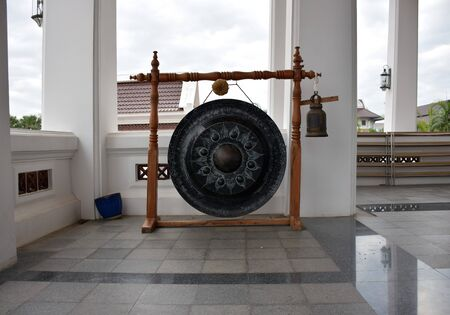 gong: gong in thailand Stock Photo