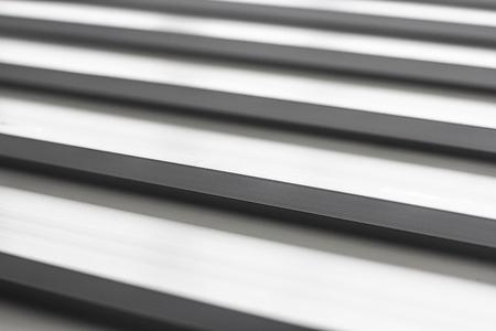 Stainless steel plate Metal brush or metal plate Stock Photo
