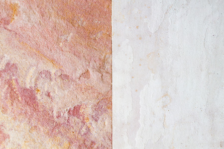 Patterned sandstone texture background. photo