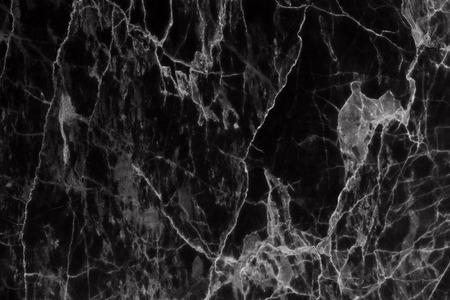 black marble patterned (natural patterns) texture background, abstract marble texture background for design. photo