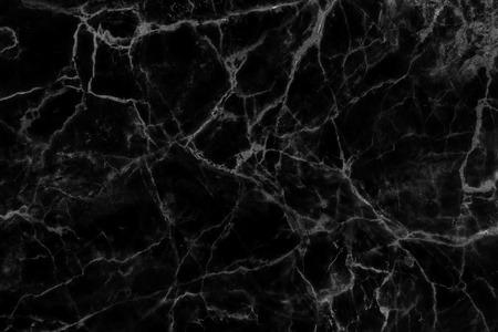 Marmo nero modelli naturali modellata texture di sfondo marmo texture astratto sfondo per il design. Archivio Fotografico - 40643433