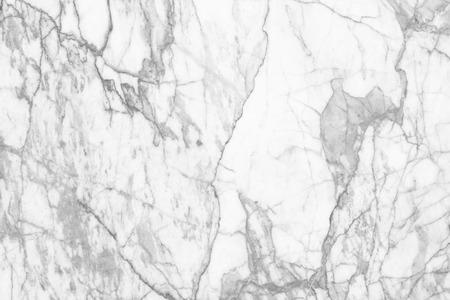 Marbre blanc à motifs texture de fond. Marbres de la Thaïlande abstraite marbre naturel gris noir et blanc pour la conception. Banque d'images - 40643451