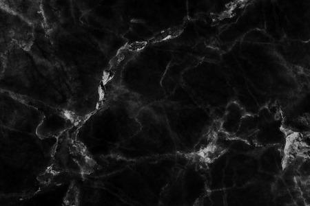 Schwarzer Marmor gemusterten natürlichen Muster Textur Hintergrund abstrakte Marmor Textur Hintergrund für Design. Standard-Bild - 41622755