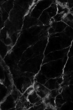 Black marble texture background Archivio Fotografico