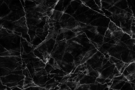 Zwarte marmeren textuur achtergrond, abstracte marmeren textuur achtergrond voor ontwerp.