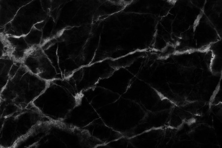 Black marble texture background Stock Photo