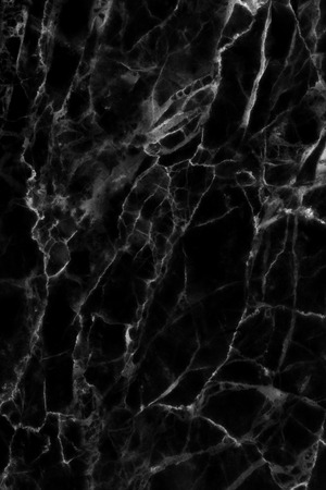 Black marble texture, detailed structure of marble in natural patterned  for background and design. Stock Photo