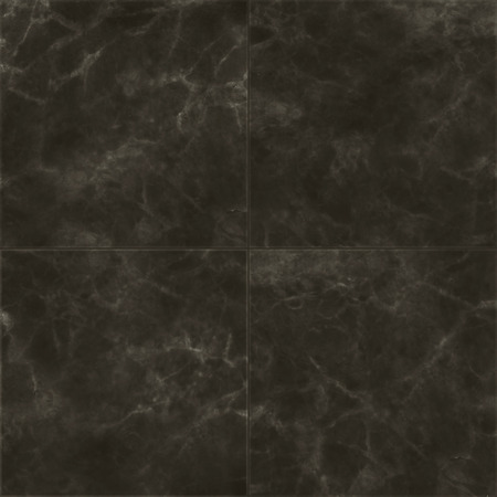 Black marble tiles seamless flooring texture, detailed structure of marble for background and design. Archivio Fotografico