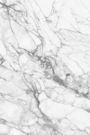 Trama di marmo bianco, struttura dettagliata di marmo modellata naturale per lo sfondo e il design. Archivio Fotografico - 43223853