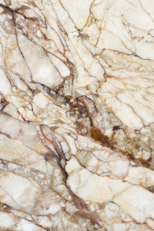 Marble texture, detailed structure of marble in natural patterned  for background and design. Foto de archivo