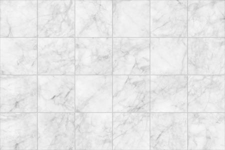 Azulejos de mármol textura pisos sin fisuras, la estructura detallada de mármol en modelo natural para el fondo y el diseño. Foto de archivo