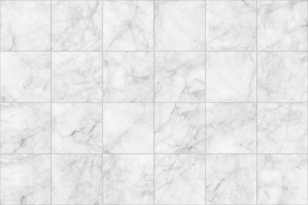 piastrelle bagno: Mattonelle di marmo seamless texture pavimentazione, la struttura dettagliata di marmo modellata naturale per sfondo e design. Archivio Fotografico