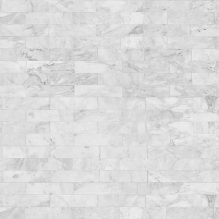 Weißer Marmor Fliesen nahtlose Boden Textur, detaillierte Struktur von Marmor in natürlichen gemusterten für Hintergrund und Design. Standard-Bild - 43223766