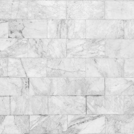 ceramiki: Białe marmurowe podłogi płytki bez szwu tekstury, szczegółowa struktura marmuru w kolorze naturalnym wzorzyste dla tła i projektowania.