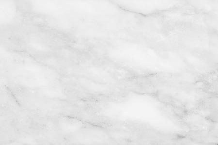 Weiße Marmor Textur, detaillierte Struktur der Marmor in natürlicher gemusterten für Hintergrund und Design.