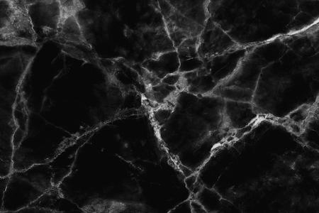 canicas: Textura abstracta de mármol negro en el patrón natural, estructura detallada de mármol de alta resolución.