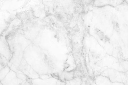 白灰色の大理石模様自然なパターンの背景をテクスチャします。