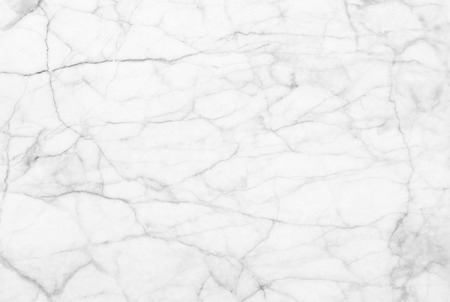 White marble patterned texture background. marble of Thailand, abstract natural marble black and white gray for design. Archivio Fotografico