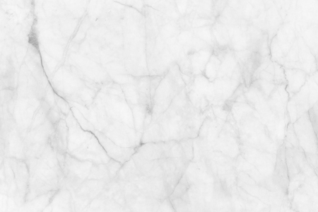 White marble patterned texture background for design.
