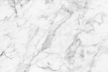 White marble patterned texture background natural marble for design.