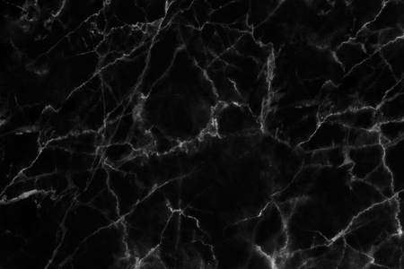 Black marble patterned texture background for design. Фото со стока