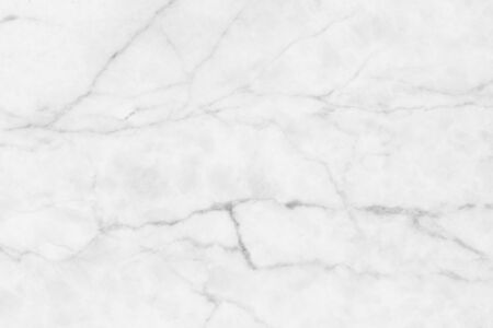 White marble patterned texture Archivio Fotografico