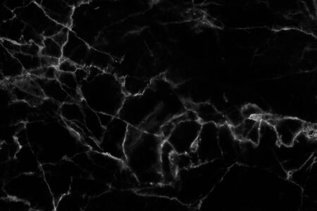 Black marble patterned texture