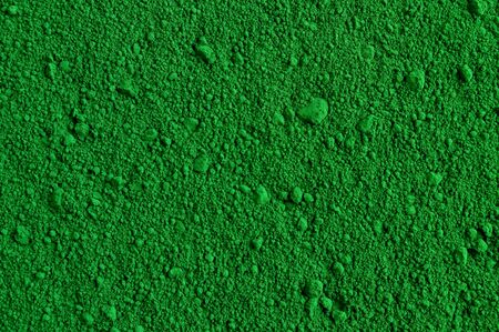 green powder: Green powder background