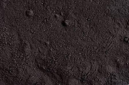 black powder: Black powder background Stock Photo