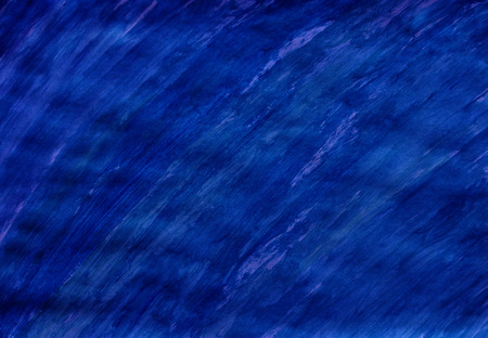 Dark blue painted paper textured. Abstract background.