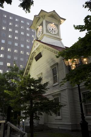 sapporo: Sapporo Clock Tower