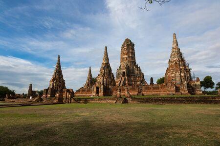 ayuthaya: Pagoda in Ayuthaya, Thailand