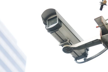 CCTV security cam Stock Photo - 12635846