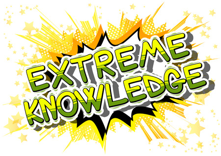 Extreme Knowledge