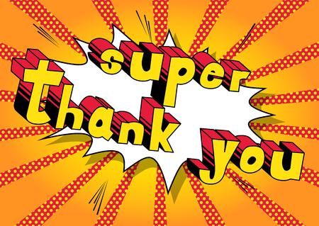 Super Thank You