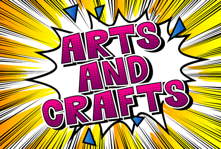 Arts And Crafts Stock Illustrations Cliparts And Royalty Free Arts And Crafts Vectors