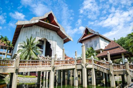 malay village: The largest museum in South East Asia from Terengganu, Malaysia