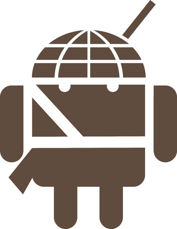 android soldier icon