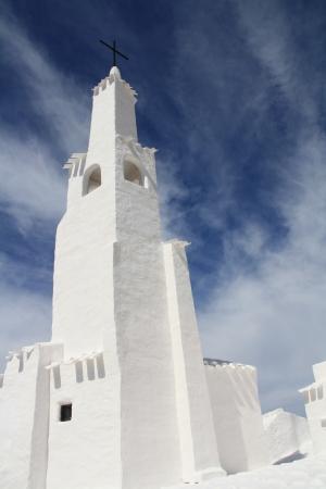 menorca: Church in Menorca