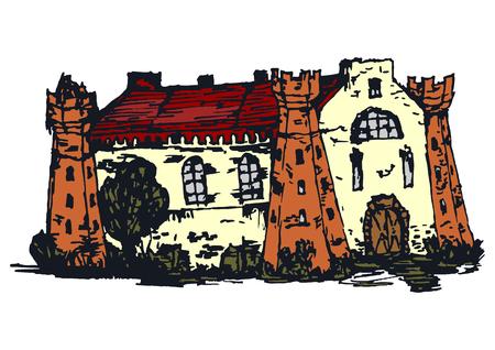 granary: Vecchio granaio rurale