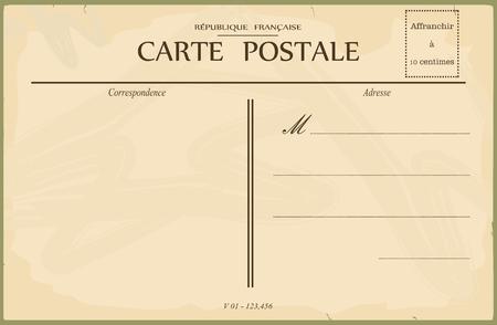 vintage postcard: Vintage postcard