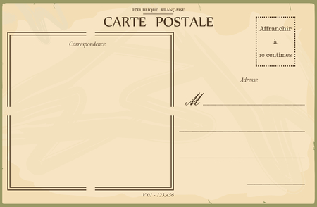postcard: Vintage postcard